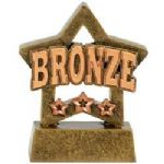 03 Bronze Mini Star Award